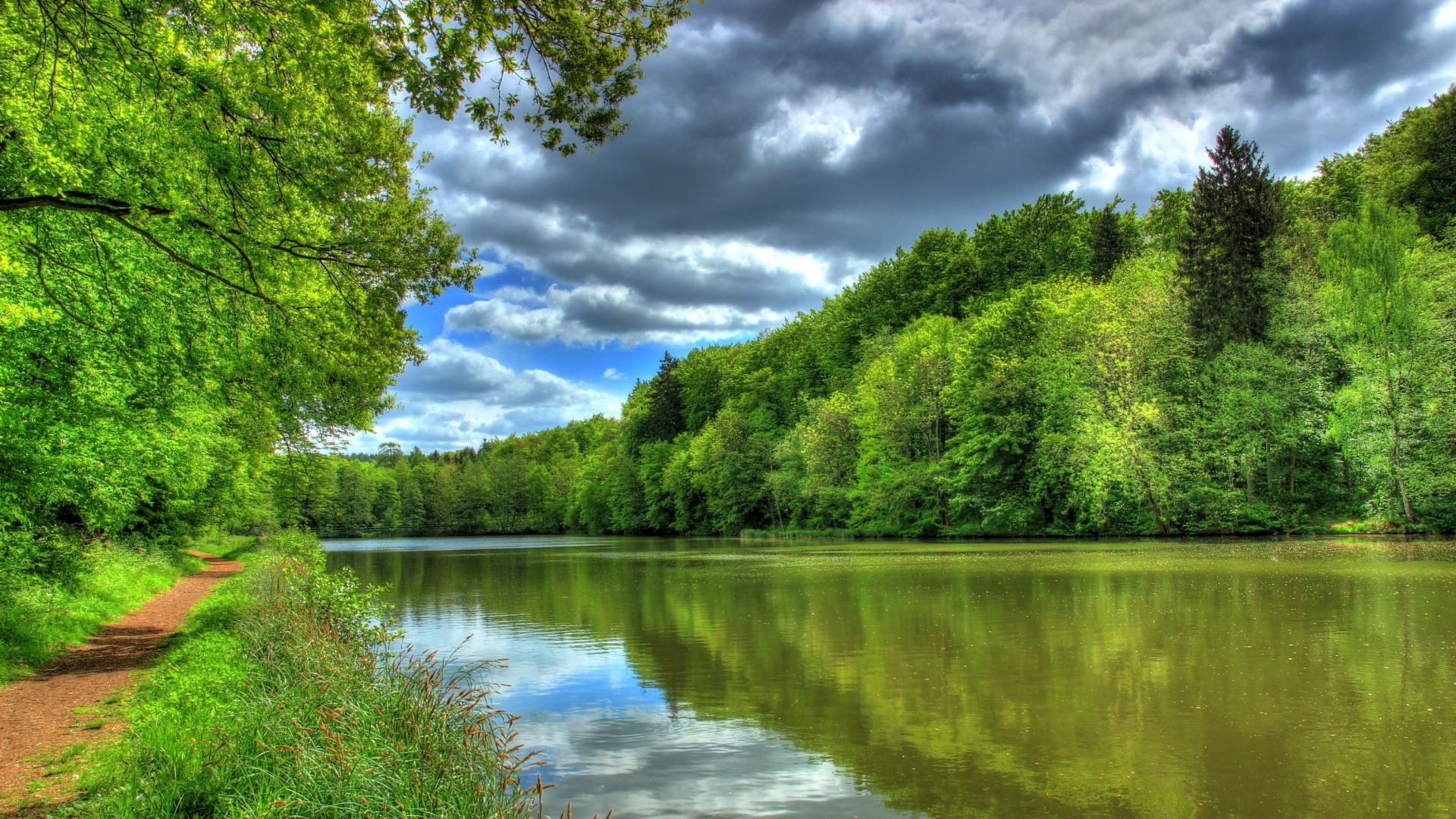 Hd Nature Wallpapers Amazing Landscape Images Green: Awesome Landscape Wallpapers