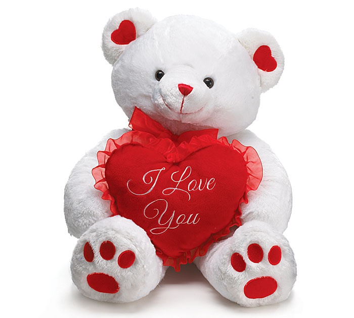 Valentines Day Teddy Bears Wallpapers
