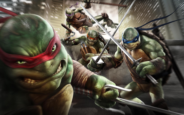 amazing ninja turtles wallpapers - photo #8