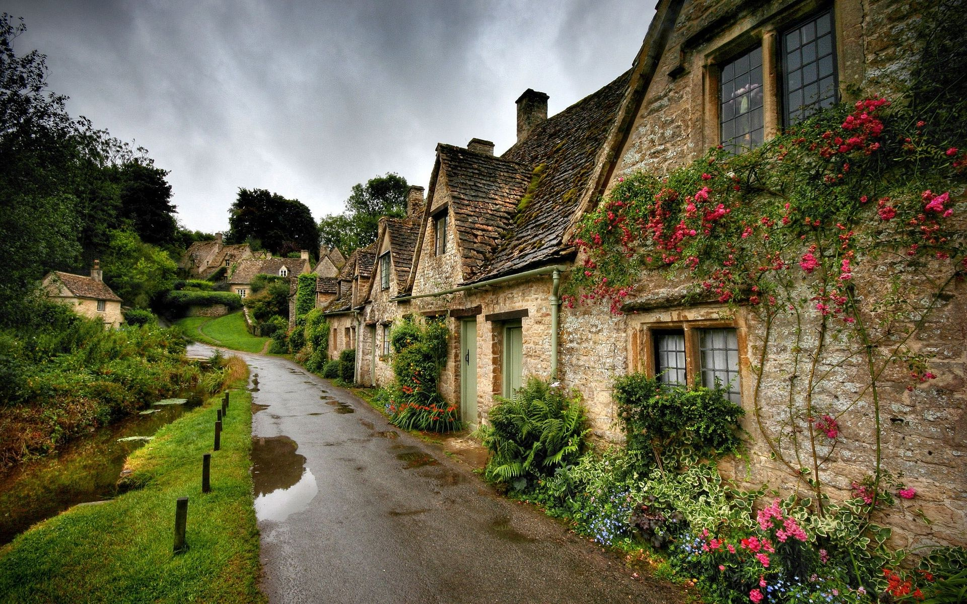 Awesome village hd wallpapers for House wallpaper