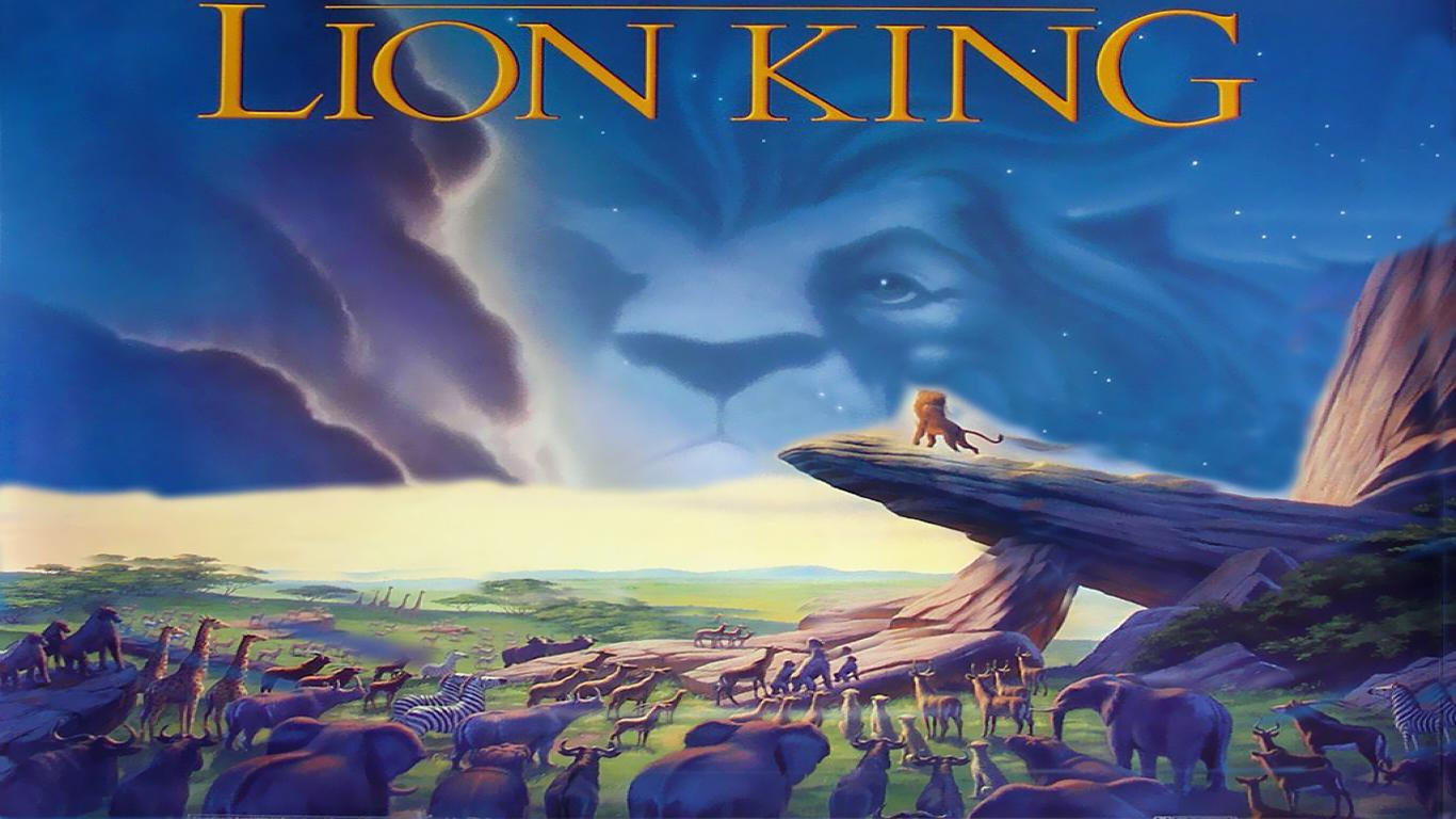 Lion King Cartoon HD Wallpapers.
