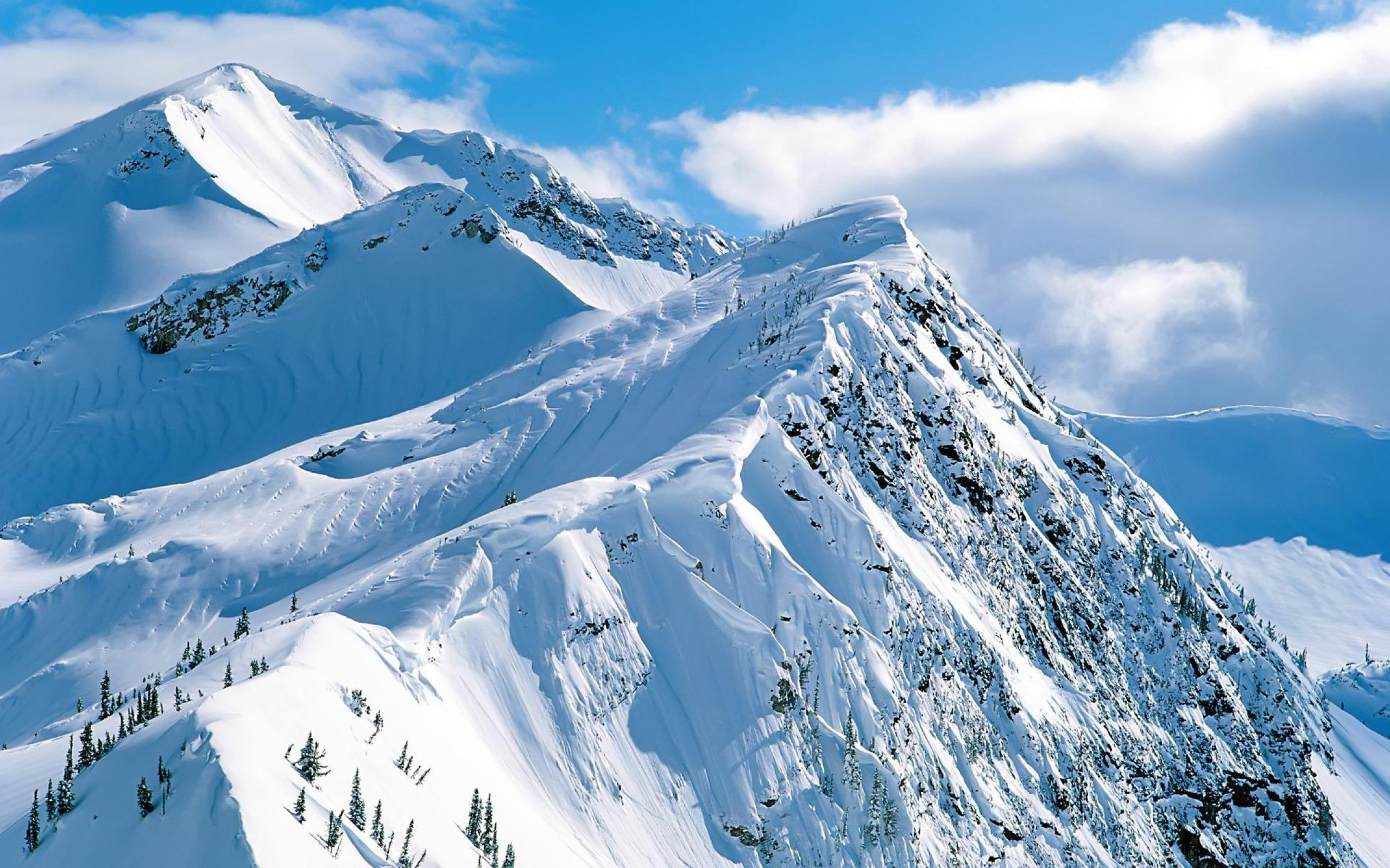 Mountain snow hd wallpapers - Hd snow mountain wallpaper ...