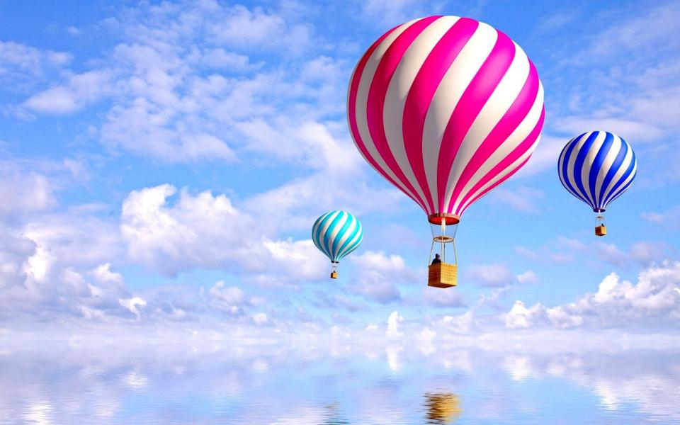 Balloons Hd Wallpapers