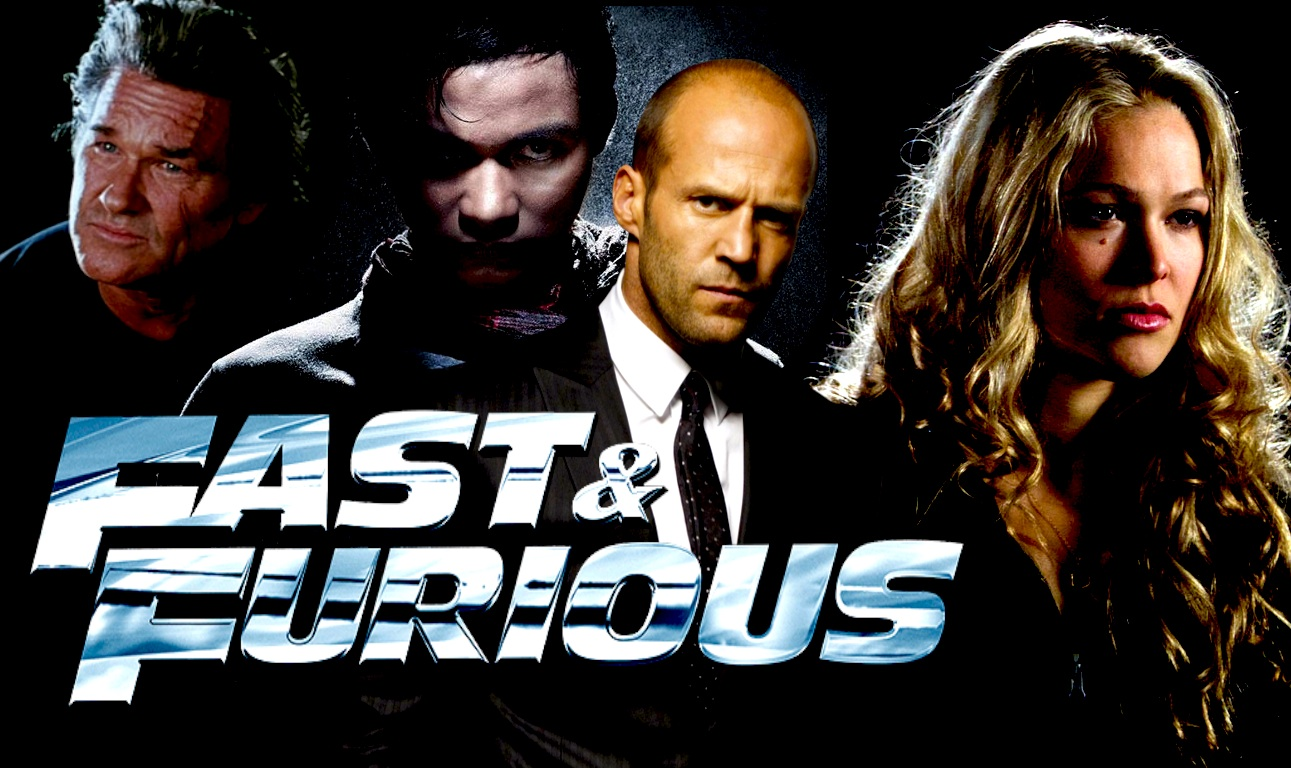Logo Fast And Furious