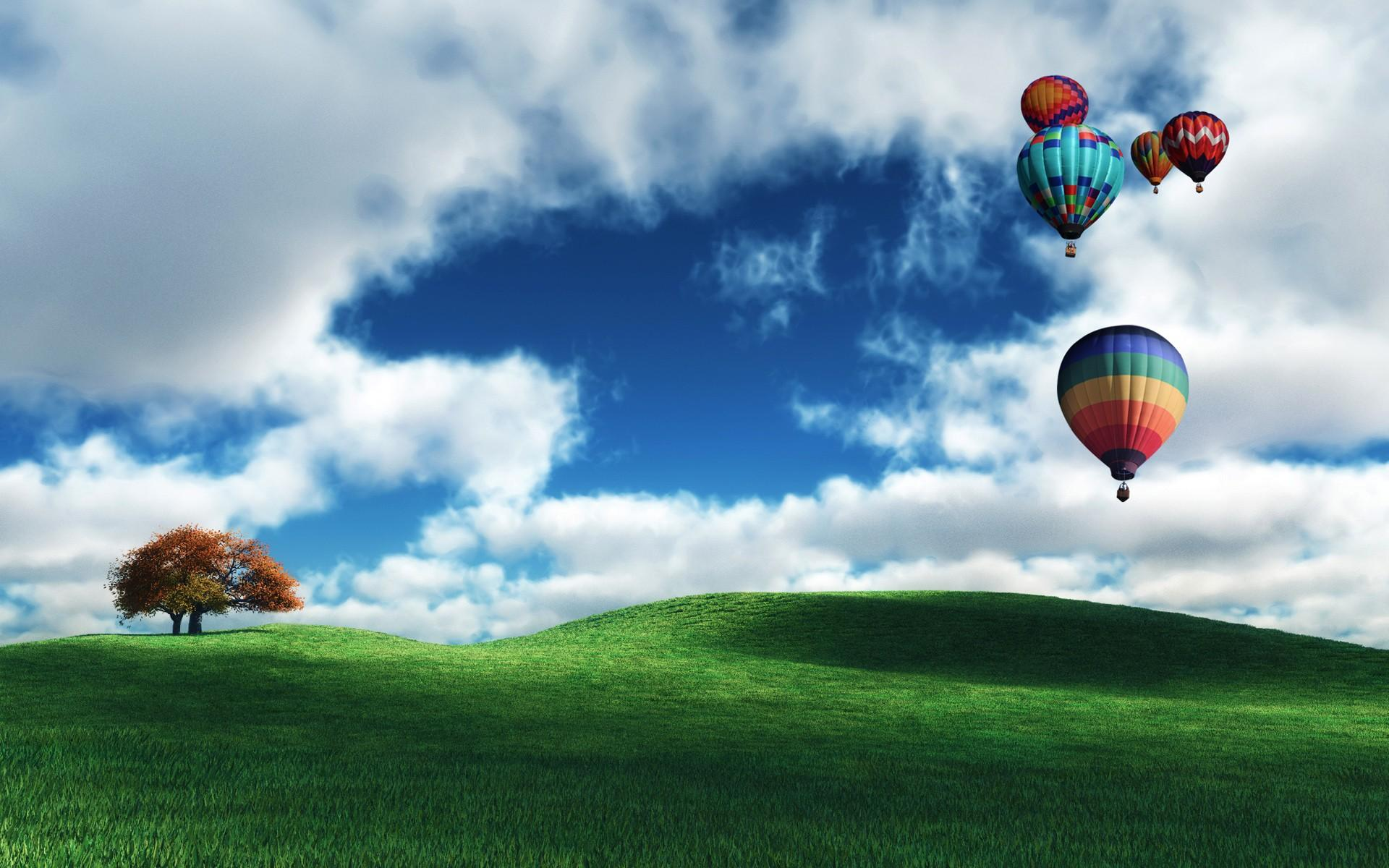 Wallpapers Hd: Balloons HD Wallpapers