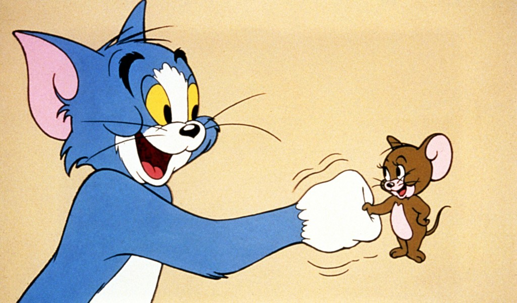 Tom And Jerry Cartoons Wallpapers