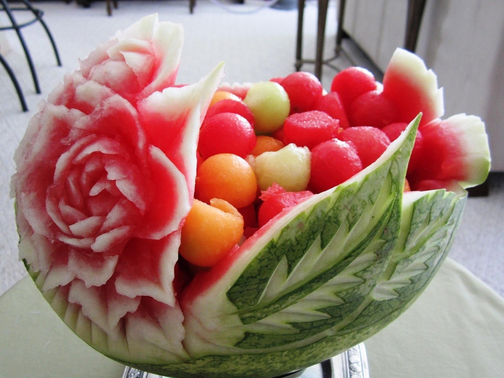 Salad Decoration Pictures