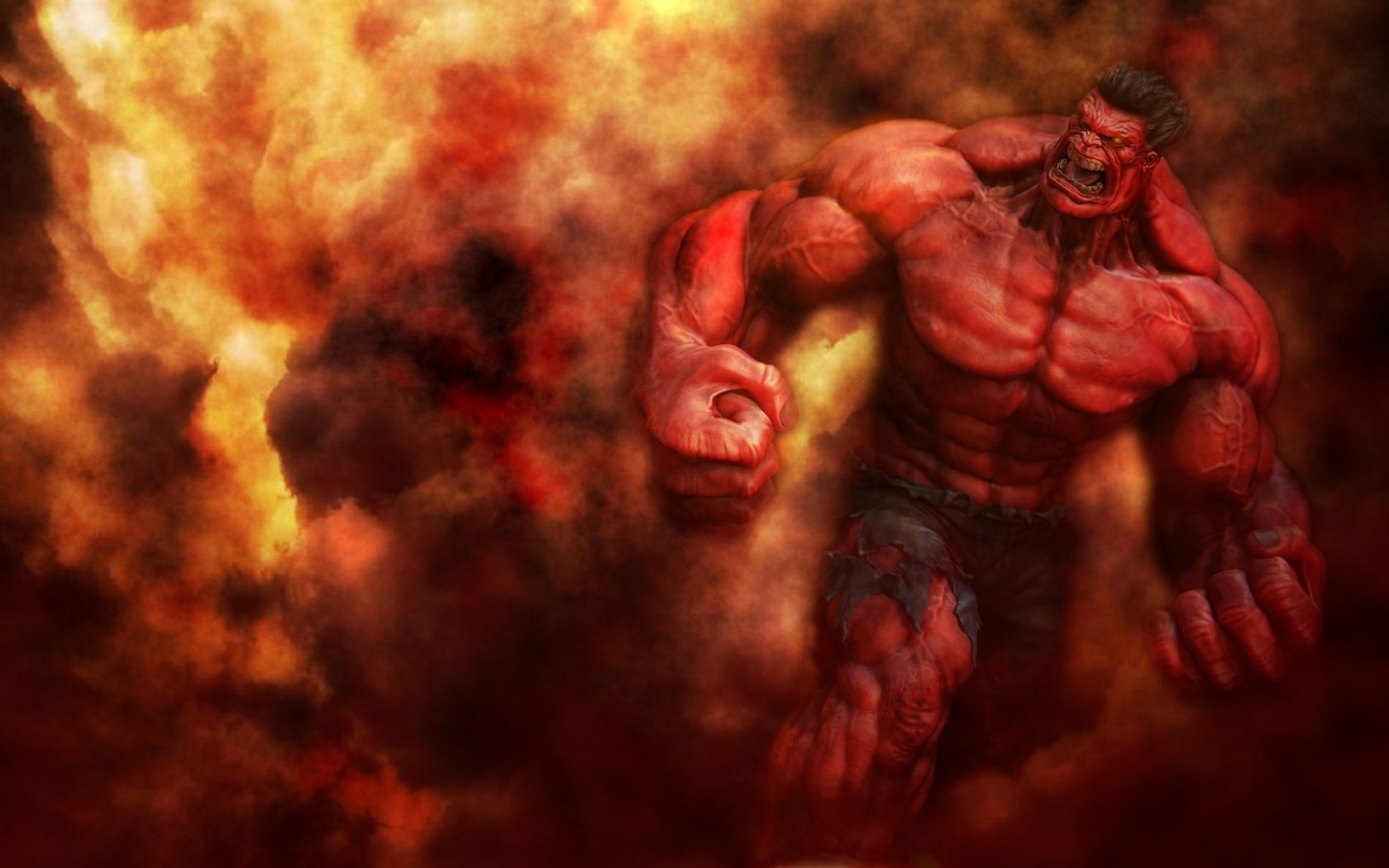 Awesome Hd Hulk Wallpapers