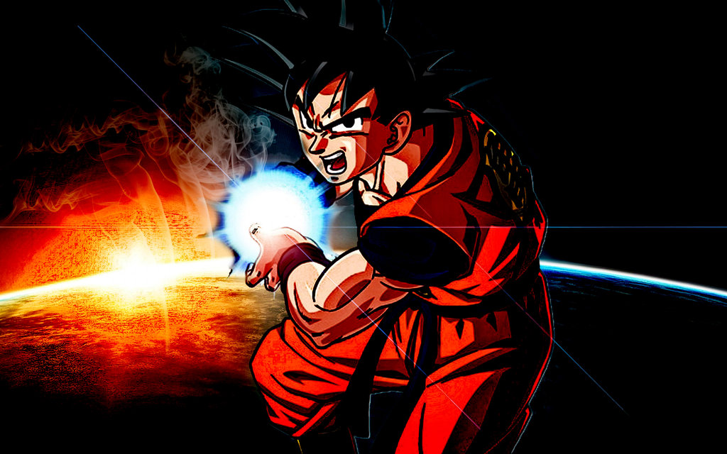 Awesome son goku hd wallpapers - Dragon ball gt goku wallpaper ...