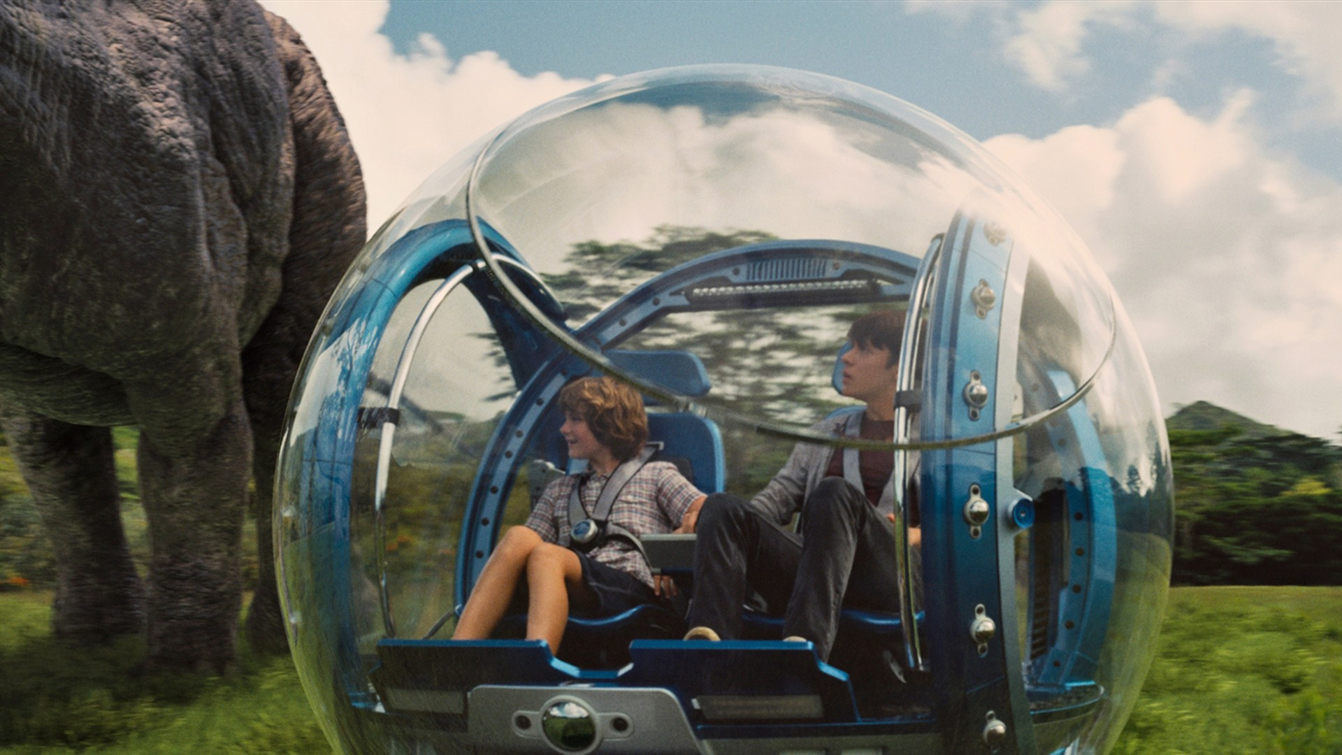 Jurassic World Movie HD Wallpapers
