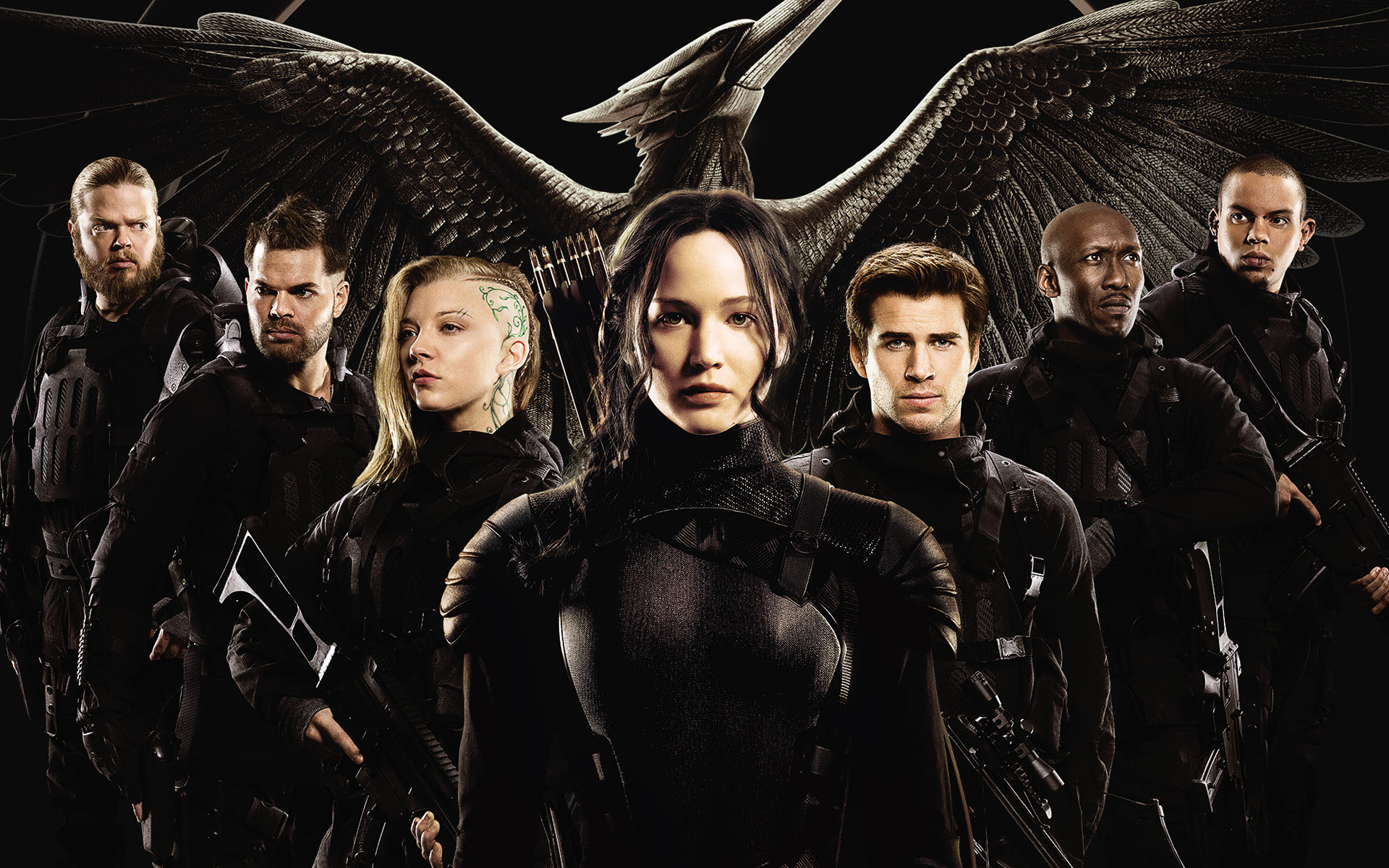 Beneath the Hunger Games
