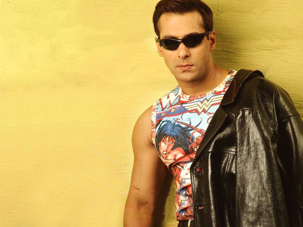 Hd wallpaper salman khan - Cute Style Salman Khan Old Days