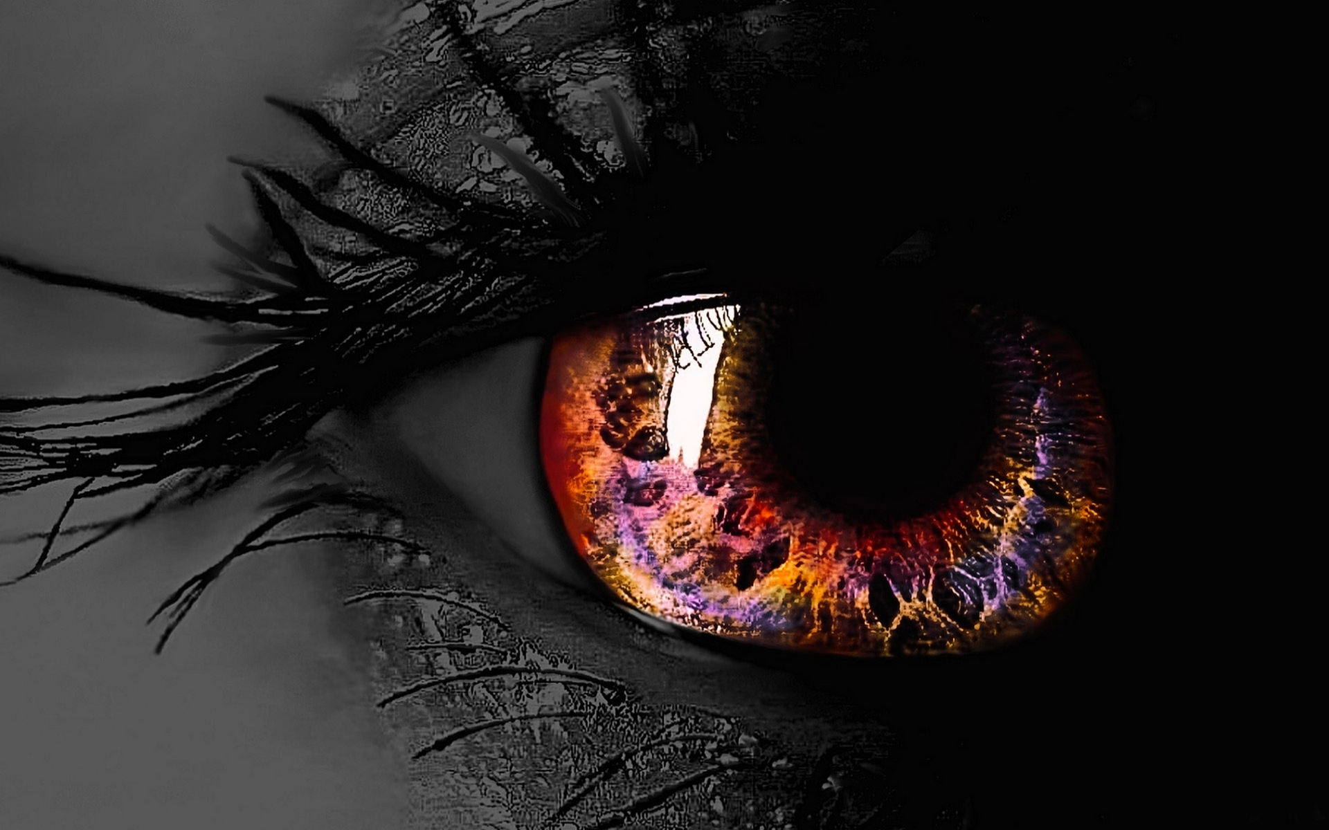 Love Eyes Wallpapers : Eyes HD Wallpapers.
